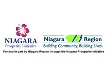 niagara prosperity initiative and niagara region logos